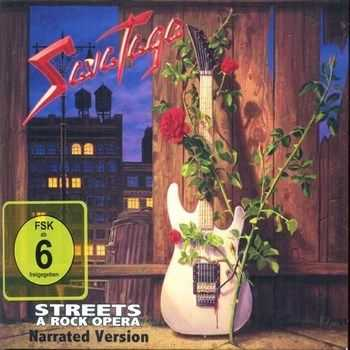 Savatage - Streets - A Rock Opera (Narrated Version) 2013 (DVD5)