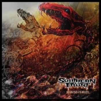 Southern Front  - Seasons Of Hate (EP) (2012)