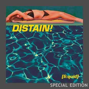 !Distain - Liquid [Special Edition] (2014)