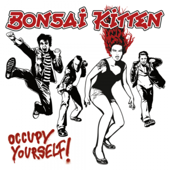 Bonsai Kitten - Occupy Yourself! (2014)
