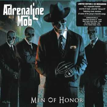 Adrenaline Mob - Men Of Honor (2014) [Limited Edition 2CD MediaBook] FLAC