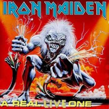 Iron Maiden - A Real Live One (1993) Lossless