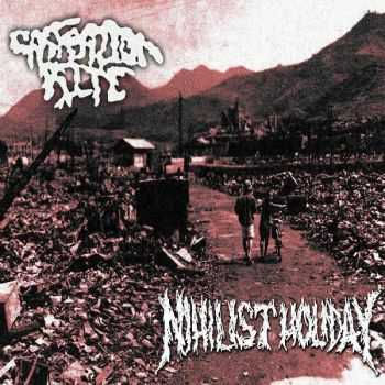 Castration Rite / Nihilist Holiday - SPLIT (2014)
