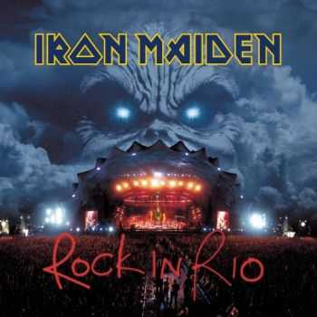 Iron Maiden - Rock In Rio (2CD) (2002) (Mp3 + Lossless)