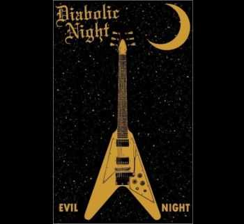 Diabolic Night - Evil Night (Demo) (2014)