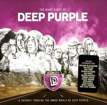 VA - The Many Faces Of Deep Purple (2014)