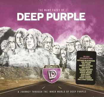 VA - The Many Faces Of Deep Purple (2014) FLAC
