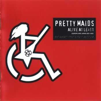 Pretty Maids - Live At Least (2003) Mp3 + Lossless
