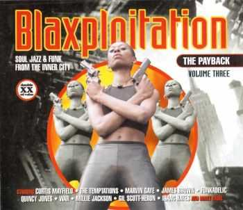VA - Blaxploitation. The Payback (1997) HQ