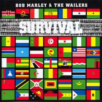 Bob Marley & The Wailers - Survival (1979)