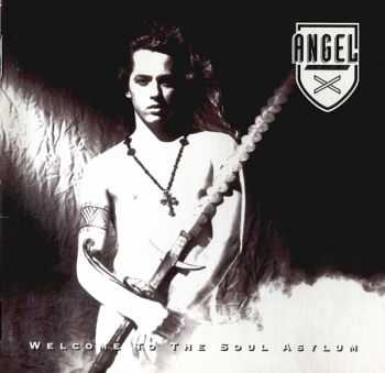 Angel X - Welcome To The Soul Asylum (1993) [LOSSLESS]