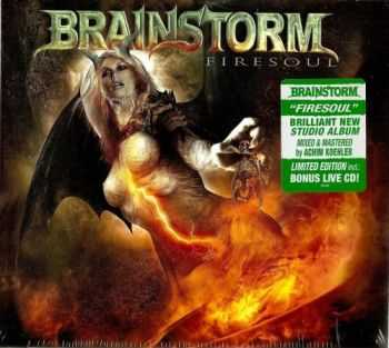 Brainstоrm - Firesоul (Limited Edition) (2014)