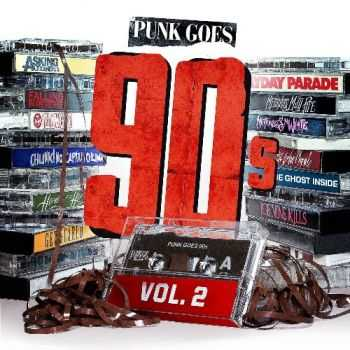VA - Punk Goes '90s Vol. 2 (Japanese Edition) (2014)