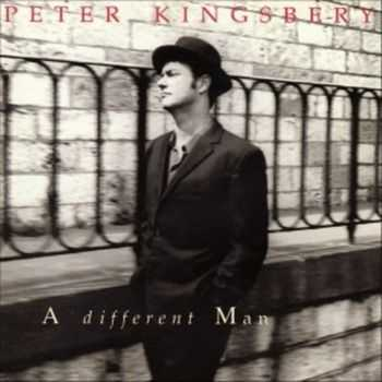 Peter Kingsbery - A Different Man (1991)