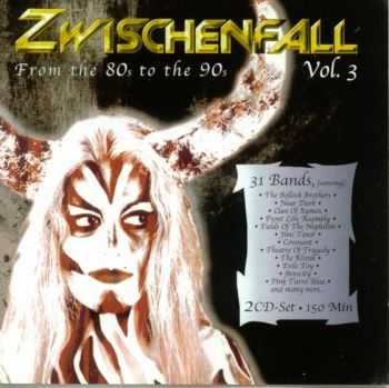 VA - Zwischenfall-From The 80's To The 90's Vol. 3 (1998)