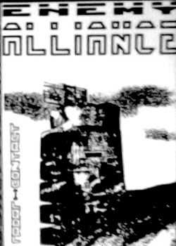 Enemy Alliance – Radar Contact (1992) - Radar Contact (1992)