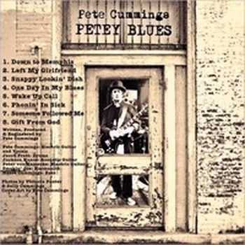 Pete Cummings - Petey Blues (2014)