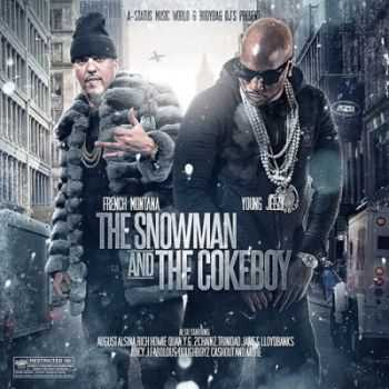 French Montana And Young Jeezy - The Snowman And The Coke Boy (2014)