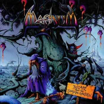 Magnum - Escape From The Shadow Garden (2014) Japanese Edition