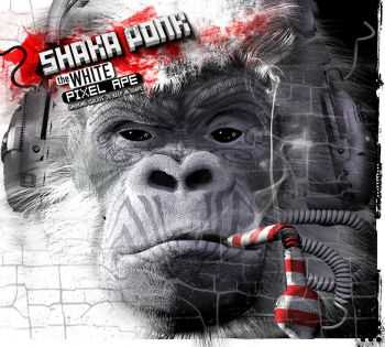 Shaka Ponk - The White Pixel Ape (Smoking Isolate to Keep in Shape) (2014)