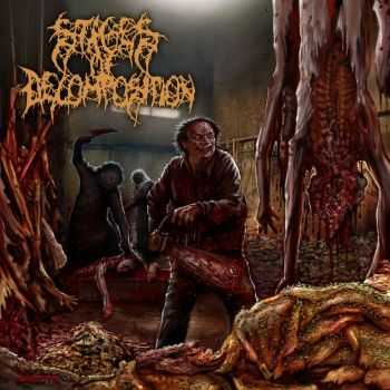 Stages Of Decomposition - Piles Of Rotting Flesh (2014)