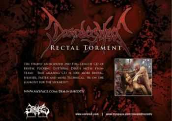 Diminished - Rectal Torment (2010)