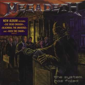 Megadeth - The System Has Failed (2004) Mp3 + Lossless