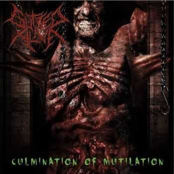 Gutted Alive - Culmination Of Mutilation (2014)