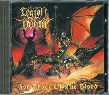 Legion Of Doom - For Those Of The Blood (1996) [LOSSLESS]