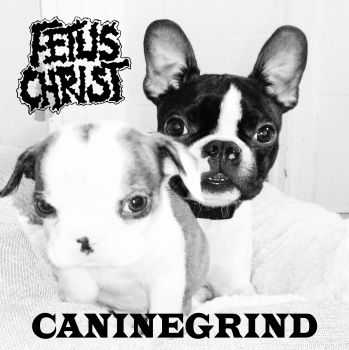 FETUS CHRIST - CANINEGRIND (2014)
