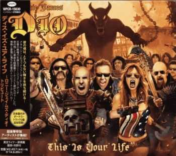 VA - Ronnie James Dio - This Is Your Life [Japanese Edition] (2014)