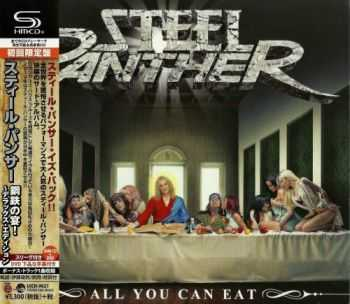 Steel Panther - All You Can Eat (Japanese Edition) (2014)