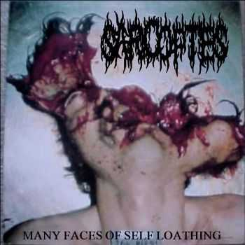 Sarcoptes - Many Faces Of Self Loathing (EP) (2014)