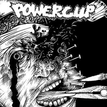 Suffering Mind & Powercup - split 5'' (2014)