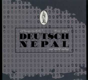 Deutsch Nepal -  ¡Comprendido!... Time Stop! ...And World Ending (1997)