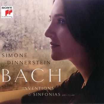 Simone Dinnerstein - J.S.Bach - Inventions & Sinfonias BWV772-801  (2014)
