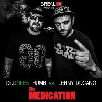 B Real (Cypress Hill) - The Medication (2014)