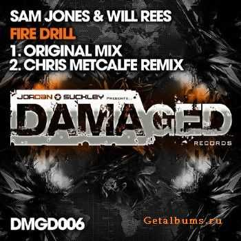 Sam Jones & Will Rees - Fire Drill (2014)