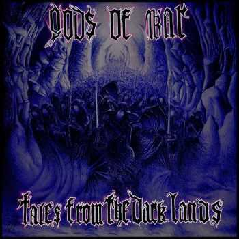 Gods Of War - Tales From The Dark Lands (EP) (2014)
