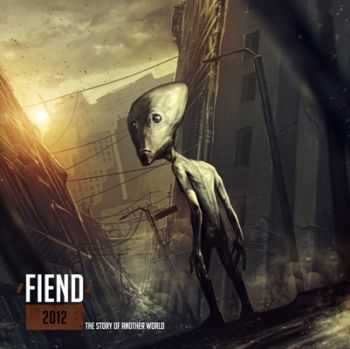 Fiend - 2012. The Story Of Another World [EP] (2014)