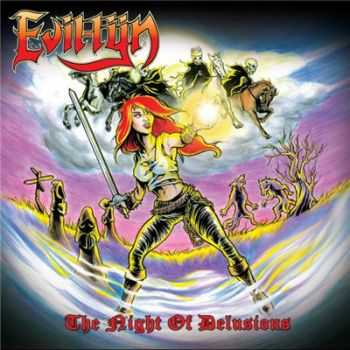 Evil-Lyn    - The Night of Delusions [EP] (2012)