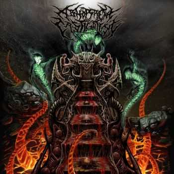 Abhorrent Castigation - Throne Of Existential Abandonment (2014)