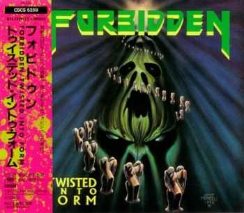Forbidden - Twisted Into Form (1990) [LOSSLESS]