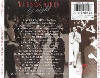 VA - Buenos Aires By Night (1993)