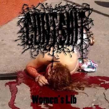 Cuntshit - Women's Lib (Raunchous Brothers) (Single) (2014)