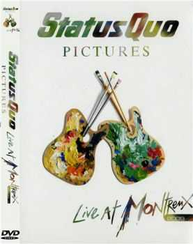 Status Quo - Pictures - Live At Montreux 2009 - Deluxe Edition (DVD9 + DVD5)