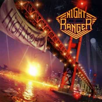 Night Ranger - High Road (Japanese Edition) (2014)