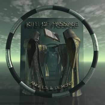 Rite Of Passage - Angels And Demons (2014)