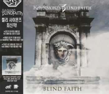 Kelly Simonz's Blind Faith - Blind Faith [Korean Edition] (2014)