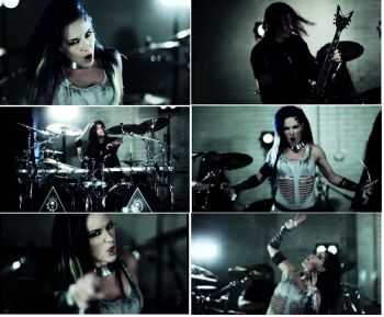 Arch Enemy - You Will Know My Name (VIDEO) (2014)